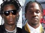 Young Thug Responds to Pusha T Accusing Drake of Snitching: Do It on Your Song