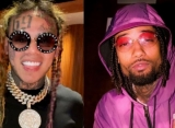 6ix9ine Responds to PnB Rock Wishing Him Dead