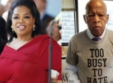 Oprah Winfrey to Co-Host An All-Star TV Tribute for the Late John Lewis