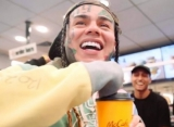 Tekashi 6ix9ine Celebrates House Arrest Release With 'Punani' Music Video