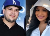 New Couple Alert! Rob Kardashian All Smiles During Date Night With IG Model GiGi