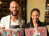 Common Gushes Over 'Queen' Tiffany Haddish: 'I'm Happy'