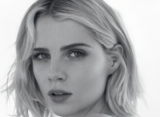 Lucy Boynton Honored to Be New Face of Chloe Signature Perfume