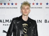Machine Gun Kelly Suffers Wardrobe Malfunction as His Testicles Pop Out During Video Shoot