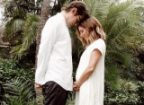Ashley Tisdale Reveals 1st Pregnancy With Baby Bump Pictures