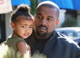 Kanye West Posts Message to Daughter North as He Reveals Death Threats