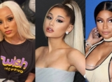 Doja Cat Sets Record Straight on Collaboration With Ariana Grande and Nicki Minaj