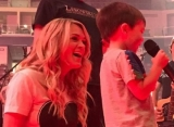 Carrie Underwood Left 'Laughing and Crying' Over Son's Contribution in New Christmas Song