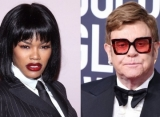 Video: Teyana Taylor Breaks Down in Tears When Elton John Praises Her Music