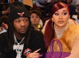 Video: Cardi B Confronts Police During Offset's Arrest