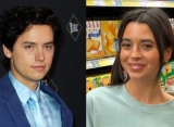 Cole Sprouse Sparks Rumors He's Dating Model Reina Silva With PDA-Filled Outing
