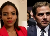 Candace Owens Slammed for Saying Leak Hunter Biden Sex Tape and Emails Are 'Real'