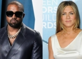 Kanye West Brags About Getting People Scared After Jennifer Aniston Warns Against Voting for Him