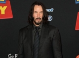 Keanu Reeves Debuts New Buzz Cut for 'Matrix 4'