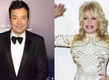 Jimmy Fallon Freaks Out Over Dolly Parton Duet of Mariah Carey's Christmas Song Cover