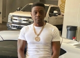 Boosie Badazz Shows Bandaged Leg After Saying He Needs 3rd Surgery