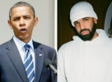 Barack Obama Gives 'Thumbs Up' to Drake Portraying Him in a Movie