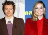 Harry Styles and Olivia Wilde Back to Work Following Covid-19 Scare on Movie Set