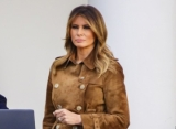 Report: Melania Trump to Release a 'Big Money' White House Memoir