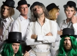 The Flaming Lips Put 'Space Bubble' Concerts on Hold Due to Spike in Covid-19 Cases