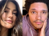 Minka Kelly Believed to Have Moved Into Trevor Noah's $27.5 Million Mansion