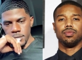 Male TikTok Star Slammed for Alluding to Have Fling With Michael B. Jordan