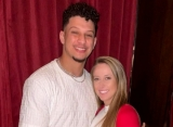 NFL Star Patrick Mahomes Is First-Time Father After Welcoming First Child With Fiancee