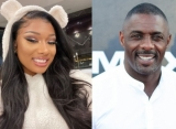 Megan Thee Stallion and Idris Elba Recording 'Banger' Collaboration