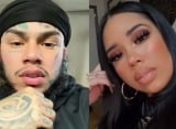 Tekashi69's Baby Mama Rants About Daughter Getting Insults and Threats Due to His Online Antics