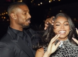 Michael B. Jordan Gets 'Serious Quickly' With GF Lori Harvey