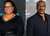 Oprah Winfrey Unveiled Among Those Fooled by Eddie Murphy's Disguise in 'Coming to America'