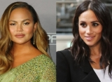 Chrissy Teigen Warns Media of Causing Meghan Markle to Miscarry With Negative Headlines