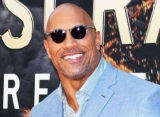 Dwayne Johnson 'Ready' for Filming 'Black Adam' as He Flaunts His Muscular Quads