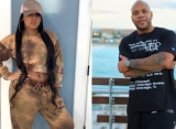 Ashanti and Flo Rida Further Spark Romance Rumors With Mexican Vacay