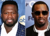 50 Cent Responds to Romance Rumors Between Diddy and His Baby Mama: I Don't Care