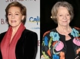 Julie Andrews Saved Penniless Maggie Smith in New York