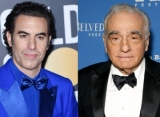Sacha Baron Cohen Reveals Martin Scorsese Consulted Him on Funny 'Hugo' Scene