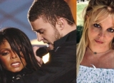 Stylist Claims Justin Timberlake Staged Janet Jackson 'Nipplegate' to Outdo Her Ex Britney Spears