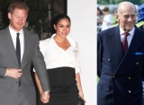 Prince Harry Already Missing Pregnant Wife Meghan Markle and Son While in the U.K.