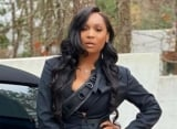 Marlo Hampton Appears to Insinuate That an 'RHOA' Star Has Drug Habit