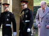 Prince William and Harry Won't Walk Side-by-Side for Prince Philip's Funeral