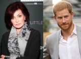 Sharon Osbourne Puts Prince Harry on Blast, Calls Him 'Poster Boy of White Privilege'