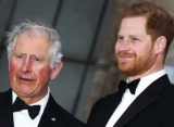 Report: Prince Harry Had 'Face-to-Face' Chat With Prince Charles Before Returning the U.S. on Monday