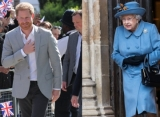 Prince Harry May Stay Longer in the U.K. for Queen Elizabeth's Birthday