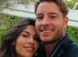 Justin Hartley and Sofia Pernas Spark Wedding Rumors Months After His Divorce Finalization