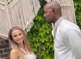 Mehcad Brooks Surprisingly Weds His Girlfriend Frida