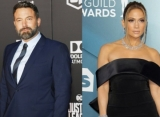 Report: Ben Affleck and Jennifer Lopez Exchanging Love Letters While She's in Dominican Republic