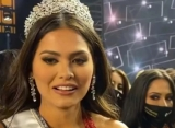 Miss Universe 2020: Miss Mexico Andrea Meza Is Crowned in 69th Edition of the Pageant Show