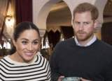 Report: Palace Aides Want Prince Harry and Meghan Markle to Give Up Their Royal Titles