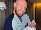 Conor McGregor Introduces Newborn Baby Boy